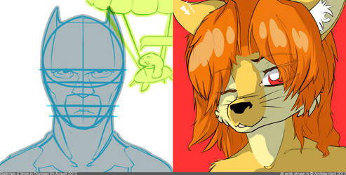Sketches / WIP For August 2012 by Kentofski