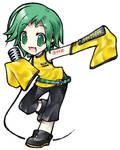 Vocaloid :: Sonika