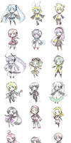 All Vocaloids : 2009