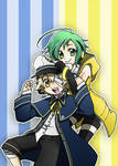 Sonika and Oliver