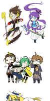 Vocaloid Doodle Dump