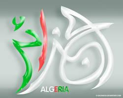 Algeria by kachakou