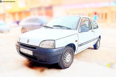 Clio HDR by kachakou