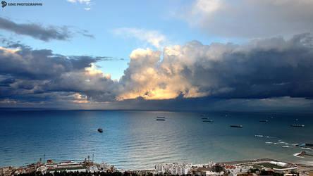 Algiers' West Bay by kachakou