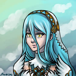 Azura by rose-star
