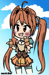 Estelle Bright doodle by rose-star
