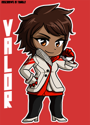 Candela Chibi by rose-star