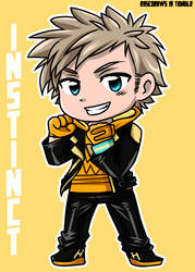Spark Chibi by rose-star