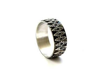 Ornate Ring 2 by silver-zaira