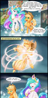 Ascension of Applejack