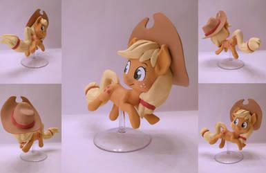 Applejack sculpture