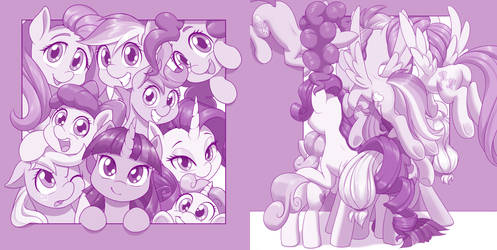 Some Ponies - book cover
