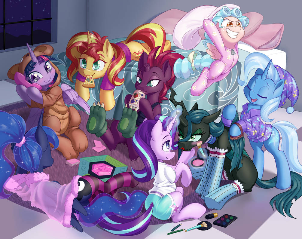 slumber_party_with_all_my_foes_by_dstear