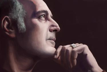 Ludovico Einaudi by Disastrata
