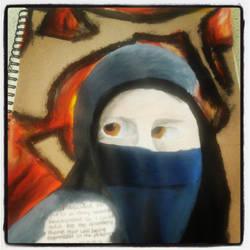 GCSE art prep piece by Magemad2k11