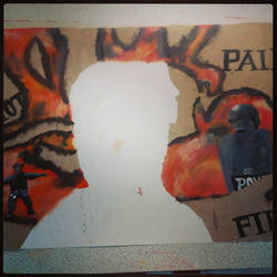 Art Exam: Day 1/2 by Magemad2k11