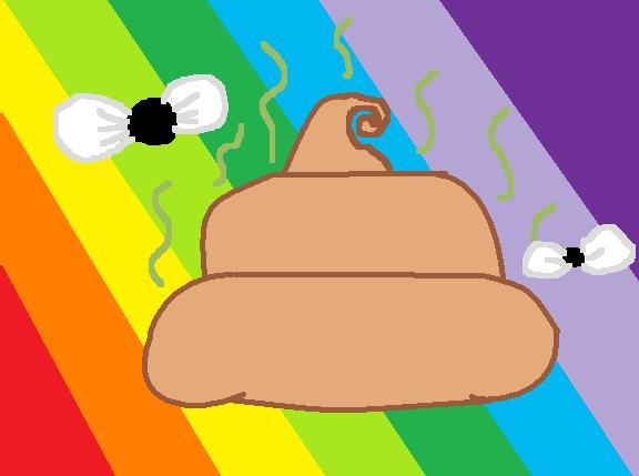 poop on a rainbow wwwpixsharkcom images galleries
