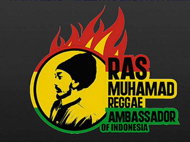 Ras Muhamad: Reggae Ambassador by streetkay07