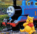 Thomas With Pooh