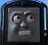 Pissed off Diesel Emoticon by NicholasTheBlueGWR