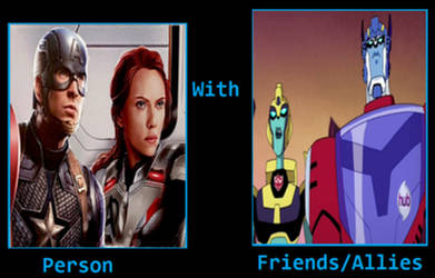 What If Romanogers Was Friends With Optilita? by NicholasTheBlueGWR
