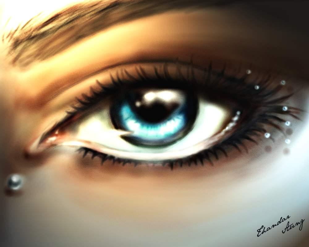 ..Eye.. by LAS-T