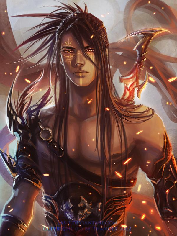 Jin Niobi by LAS-T