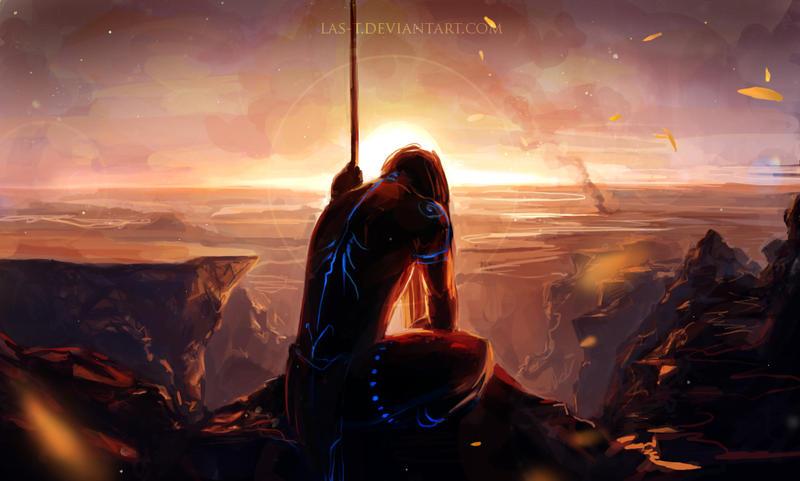 Midnight Sun by LAS-T