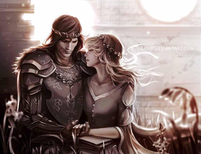 AryaXKirian by LAS-T