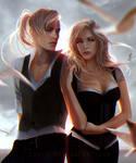 Leon and Celeste