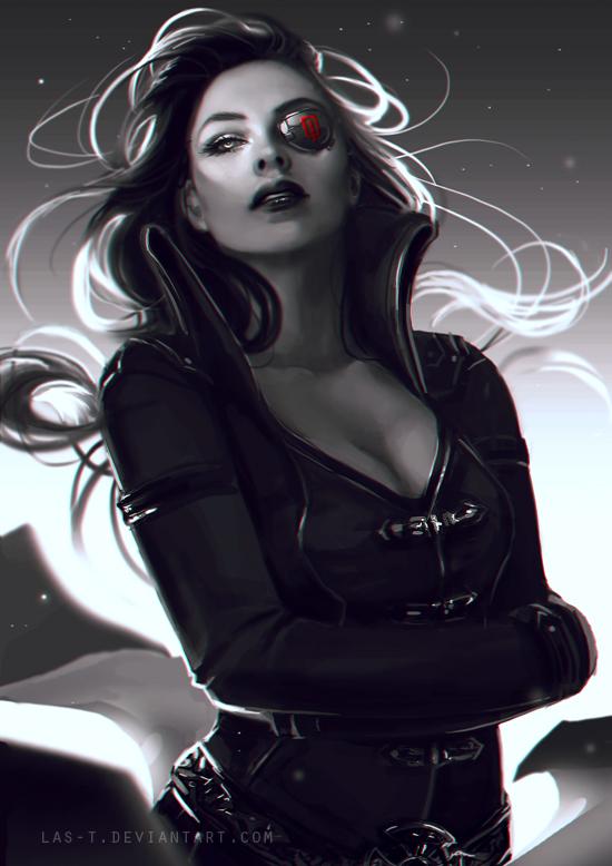 Morgana by LAS-T