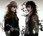Elyas and Bran