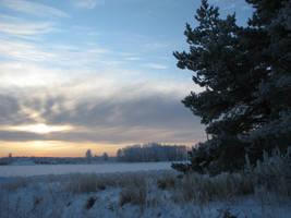 Winter time.... by MASYON