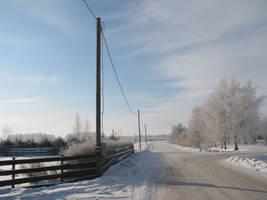 Winter..-- by MASYON