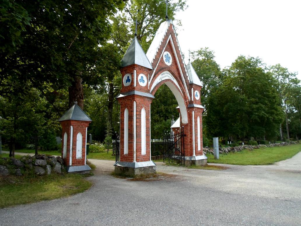 Tori Cemetery 2 by MASYON