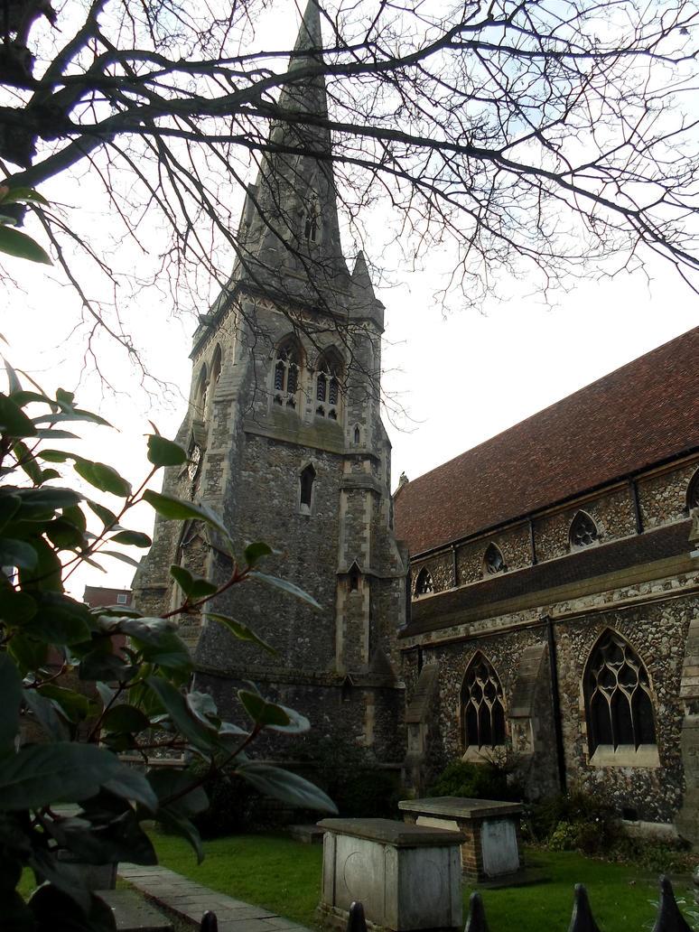 The Parish Church of Romford 140 by MASYON