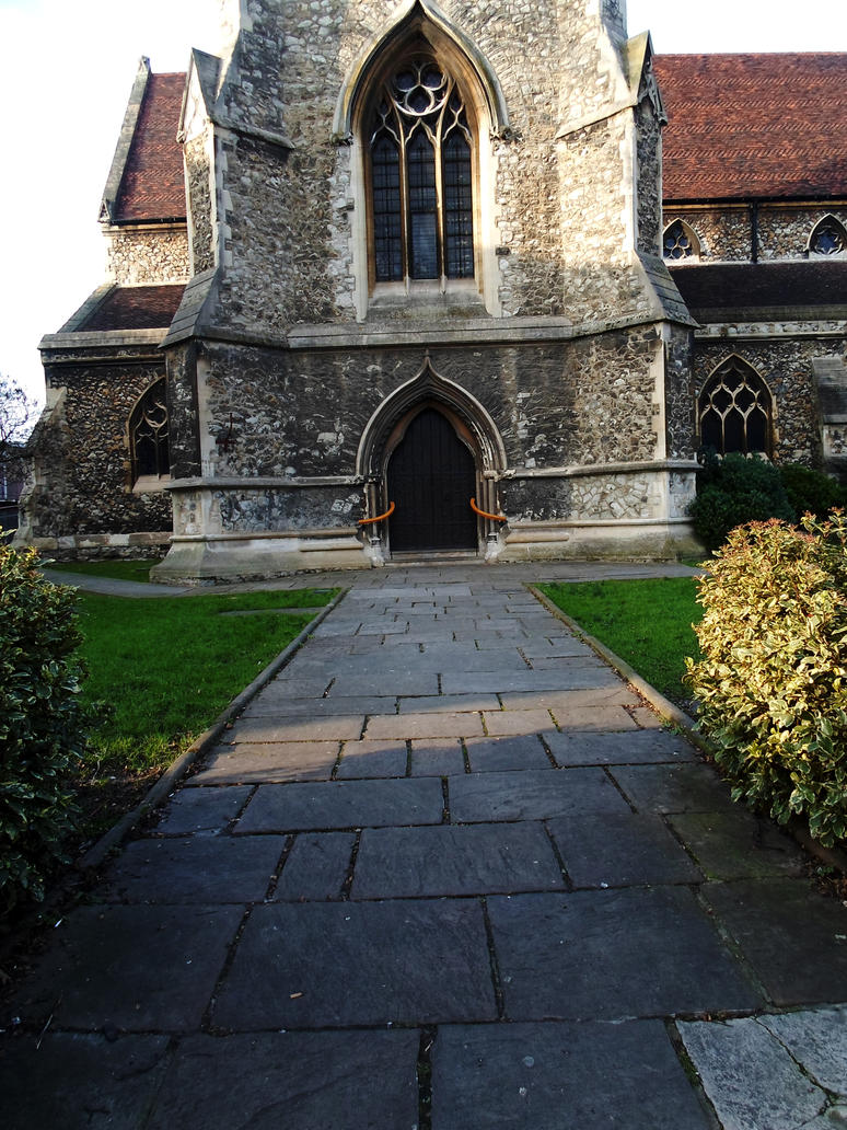 The Parish Church of Romford 142 by MASYON