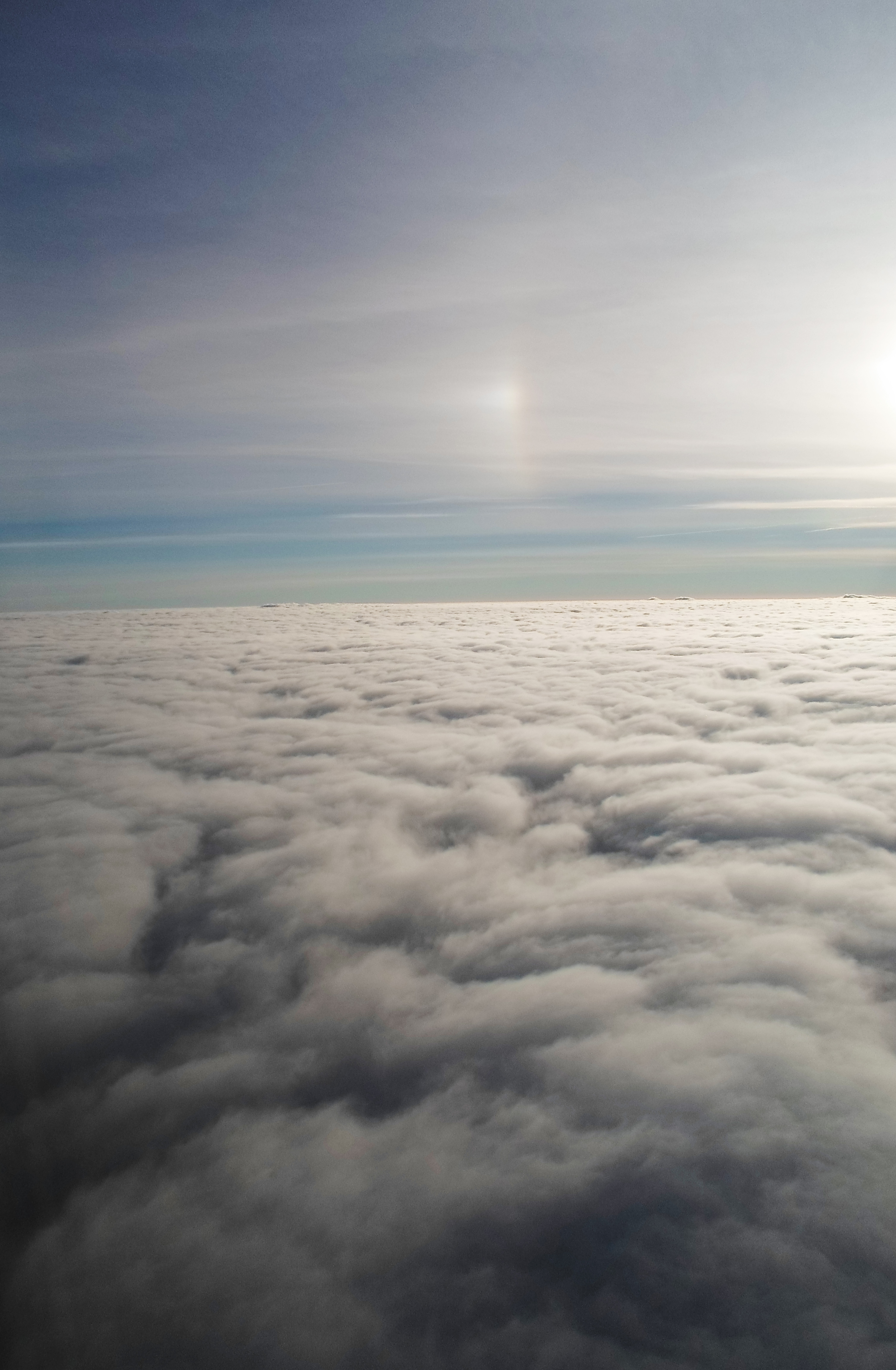 On the clouds 15