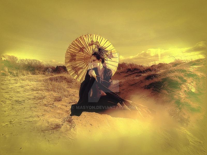 Desert Rose by MASYON
