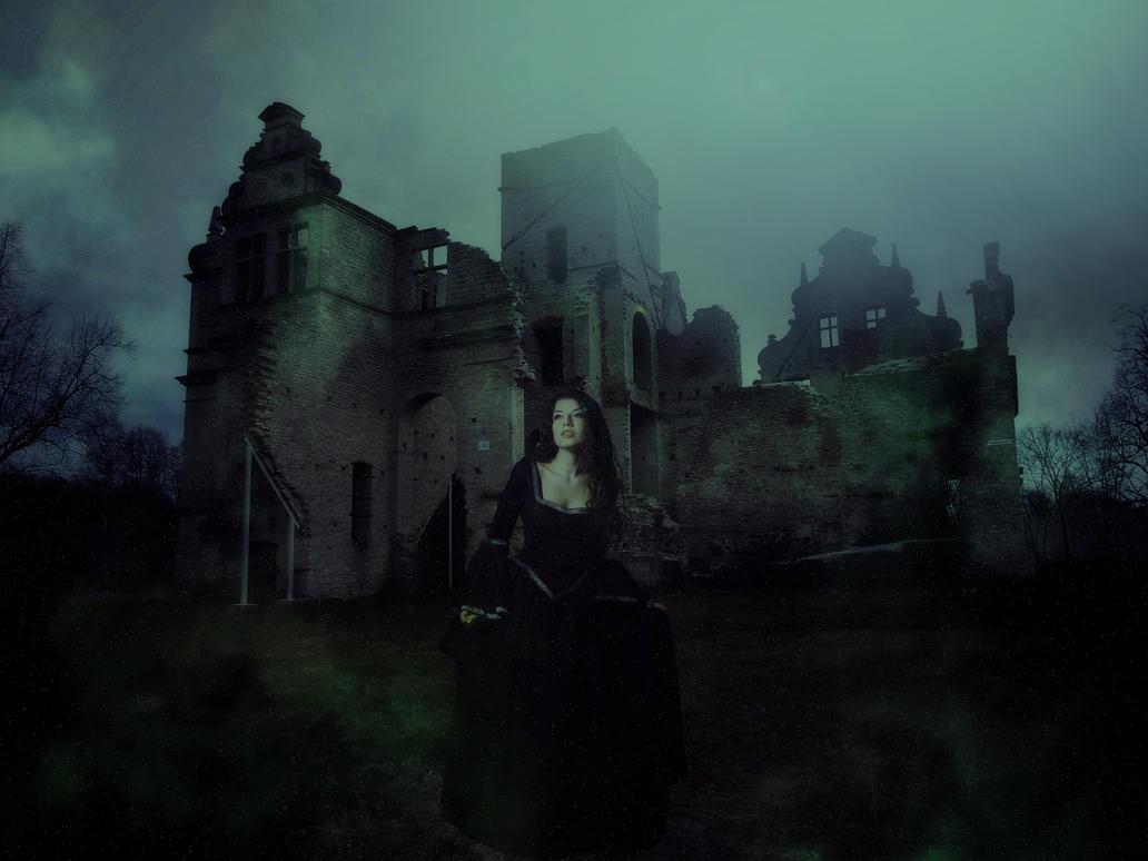Ungru lady by MASYON