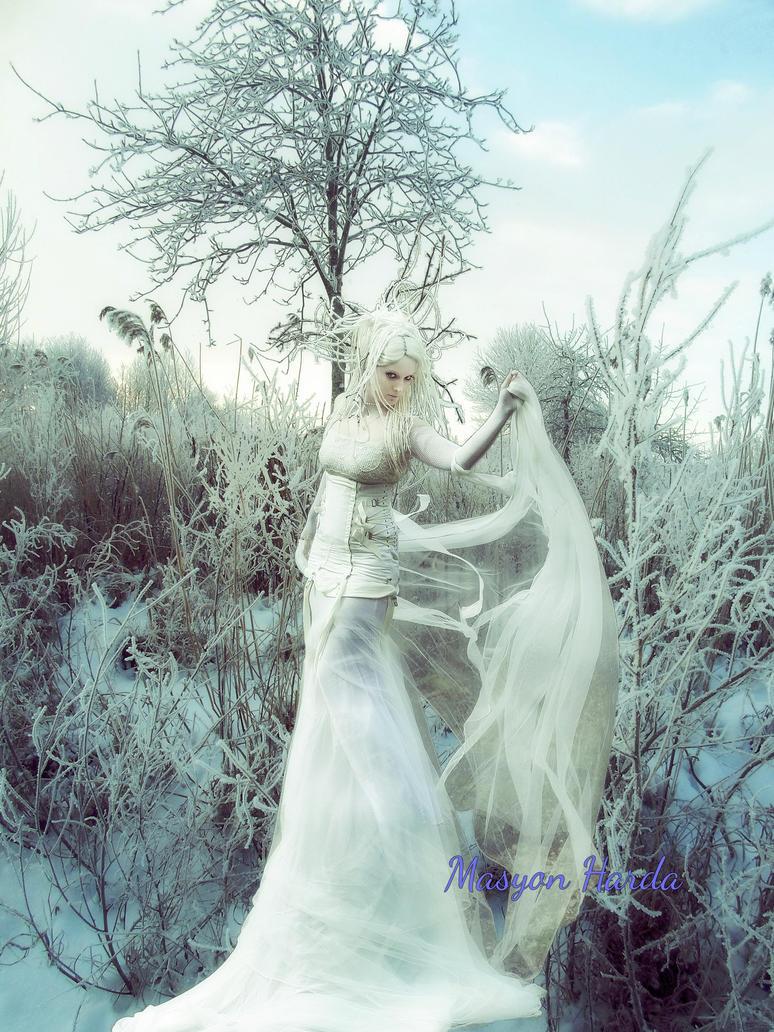 Snowangel by MASYON