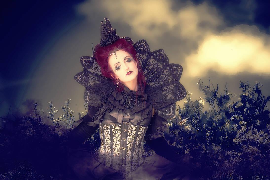Darkness beauty by MASYON