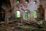 Church ruins 55