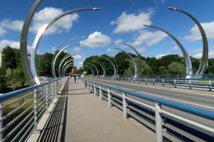 Bridge in Valmiera 2