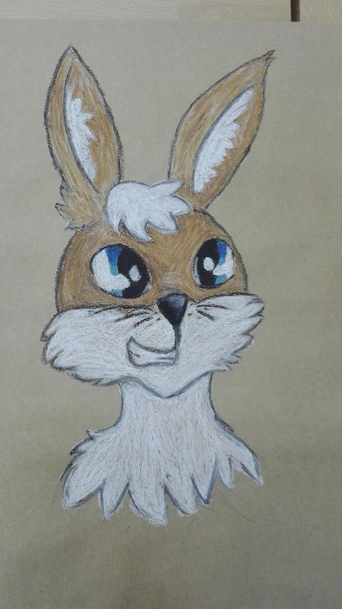 Easter Rabbit by ArioGrimmRe