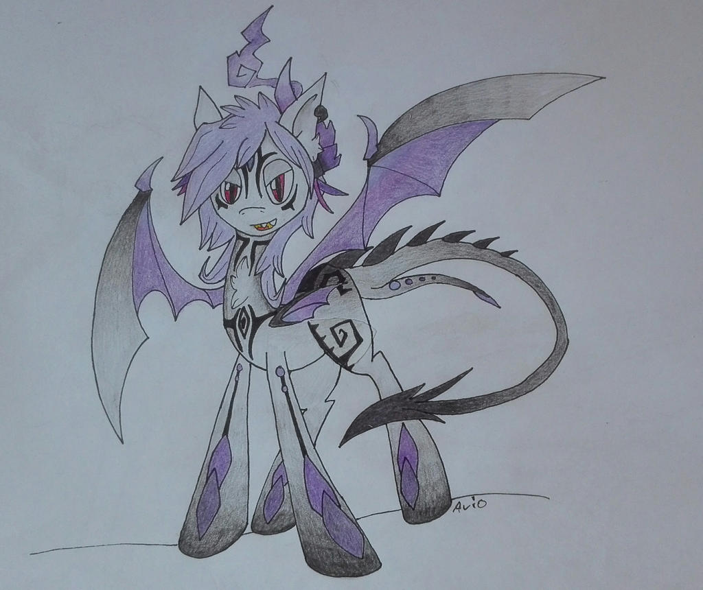 Ayumo - redesign (traditional version) by ArioGrimmRe
