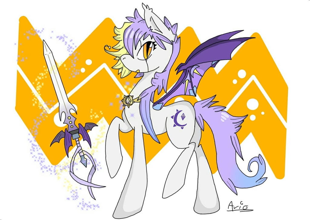 Swordsmare Lucid by ArioGrimmRe
