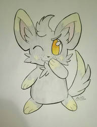 Pokecember day 1: Normal type