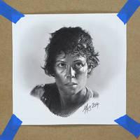 Lieutenant Ripley by MalcolmShortt