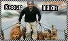 Cesar Millan Stamp by geans123